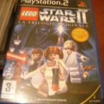 jeu sony PS2 star wars II  ,avec livret  - Avis StarWars