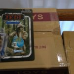 StarWars collection : Star Wars Figurine Logray Ewok VC The Vintage Collection Jouet