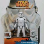 Figurine StarWars : STAR WARS FIGURINE CLONE TROOPER SL08 SÉRIE STAR WARS REBELS EN BOÎTE NEUF
