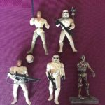 StarWars collection : lot Figurines  Star Wars  Kenner Hasbro