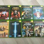 Lot jeux Star Wars Xbox - Xbox 360 - Xbox One - Occasion StarWars