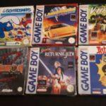 Nintendo 6 jeux boite Game Boy Super Star - pas cher StarWars