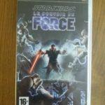 Jeux PSP - Star Wars le pouvoir de la Force - - pas cher StarWars