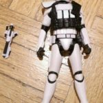 StarWars collection : STAR WARS The Force Awakens STORMTROOPER Squad Leader Figure