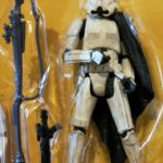 StarWars figurine : Star Wars Force Link 2.0 Stormtrooper (mimban) Figure TARGET EXCLUSIF New Loose