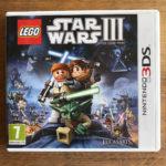 JEU NINTENDO DS 3 DS 2DS 3DS VF LEGO STAR - Bonne affaire StarWars