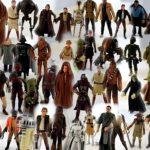 Figurine StarWars : Star Wars Cher Moderne Figurines Sélection - Nombreux Choix de -
