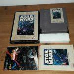 Jeu Nintendo NES Star Wars complet + Poster - Avis StarWars