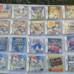 40 Boites Vides de Jeux DS Mario Pokemon - pas cher StarWars