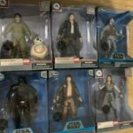 StarWars collection : Star wars Figurine ELITE SERIES lot bundle 6 figurines neuves..