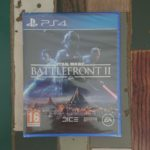 Jeux PS4 Star Wars Battlefront II / NEUF sous - jeu StarWars