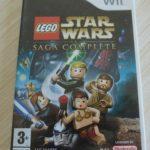 JEU PAL NINTENDO WII LEGO STAR WARS LA SAGA - pas cher StarWars