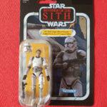 StarWars collection : Figurines Star Wars VIntage Collection 2019 41st Elite Corps Clone Trooper Exclu