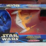 Figurine StarWars : Figurine Star Wars Vaisseau NABOO FIGHTER