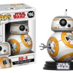 StarWars figurine : Figurine Funko Pop - Vinyl - Star Wars  196 BB-8  - Neuf