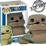 StarWars figurine : Figurine Funko Pop - Vinyl - Star Wars  - 22 Jabba The Hutt