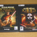 4 jeux PC Star wars jedi knight academy + - Avis StarWars