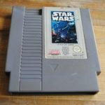 Jeu STAR WARS pour Nintendo NES - Bonne affaire StarWars