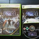 Jeu Xbox 360 STAR WARS le pouvoir de la Force - jeu StarWars