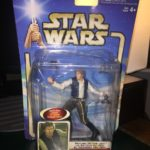 StarWars collection : Star Wars Figurine Han Solo Le Retour Du Jedi