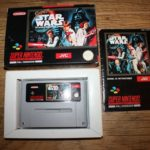 Jeu Super Star Wars ESP Super Nintendo SNES - Occasion StarWars