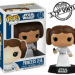StarWars figurine : Figurine Funko Pop - Vinyl - Star Wars - 04 Princess Leia - Neuf