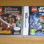 2 jeux nintendo DS - Lego pirates des - Occasion StarWars