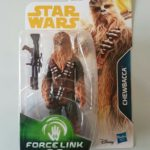 Figurine StarWars : STAR WARS FIGURINE CHEWBACCA SÉRIE FORCE LINK 2.0 SOUS BLISTER NEUF
