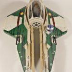 StarWars figurine : Figurine Star Wars - Jedi Starfighter - Hasbro 2004