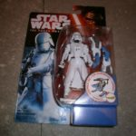 """StarWars collection : Figurine STAR WARS """"THE FORCE AWAKENS"""": FIRST ORDER SNOWTROOPER - NEW SEALED"""