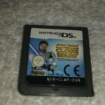 JEU NINTENDO DS STAR WARS THE CLONE WARS  - jeu StarWars