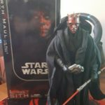 StarWars figurine : STAR WARS - figurine Darth Maul - Sideshow