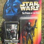 StarWars figurine : FIGURINE STAR WARS  THE POWER OF THE FORCE / DEATH STAR GUNNER ~ KENNER 1996