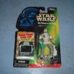 StarWars figurine : STAR WARS FIGURINE (c)1997 KENNER - HOTH REBEL SOLDIER + DIAPOSITIVE (neuf)