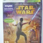 Jeu Xbox 360 Kinect Star Wars NEUF - pas cher StarWars