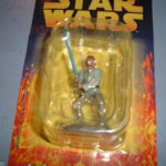 StarWars figurine : FIGURINE EN PLOMB STAR WARS NEUVE ATLAS - LUKE SKYWALKER