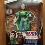 Figurine StarWars : Figurines Star Wars forces of destiny : Princesse Leia et Wicket l'Ewok