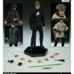 StarWars figurine : Sideshow Star Wars Episode VI figurine 1/6 Deluxe Luke Skywalker 30 cm