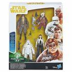 StarWars figurine : Playset Star Wars Mission sur Vandor-1 - 4 figurines 10cm - HASBRO - NEUVE
