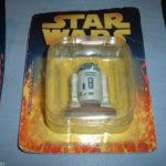 Figurine StarWars : FIGURINE EN PLOMB STAR WARS NEUVE ATLAS - R2-D2