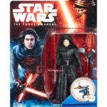Figurine StarWars : Figurine Hasbro STAR WARS The Force awakens KYLO REN démasqué Unmasked Figure