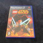 PS2 Lego Star Wars Le Jeu Vidéo FRA CD état - Avis StarWars