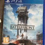 JEUX PS4 STAR WARS BATTLEFRONT  TBE - Avis StarWars