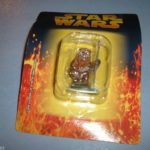 StarWars collection : FIGURINE EN PLOMB STAR WARS NEUVE ATLAS - WICKET LE EWOK