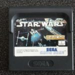 Star Wars Jeu Sega Game Gear GG - Occasion StarWars