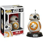 StarWars collection : Figurine POP n°61 Star Wars The Force Awakens BB-8 Funko Pop