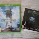 Jeu Microsoft Xbox one Star wars Battlefront - jeu StarWars