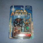 StarWars collection : STAR WARS FIGURINE (c)2002 HASBRO - TEEMTO PAGALIES (neuf)
