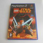 Jeu sony playstation 2 - LEGO STAR WARS le - pas cher StarWars
