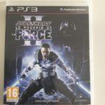 Jeux ps3 Star Wars Le Pouvoir De La Force 2 - jeu StarWars
